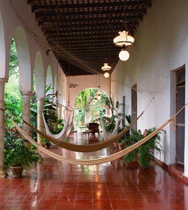 Haus and home hacienda style for Hacienda style lighting