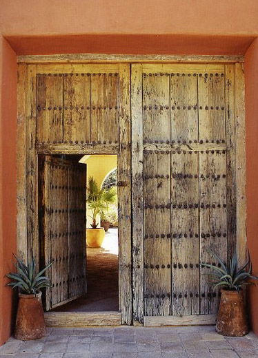Hacienda Style  MEXICAN DOORS Mexican Antique Doors Old Mexican Doors Custom Hacienda Doors & Hacienda Style : MEXICAN DOORS Mexican Antique Doors Old Mexican ...